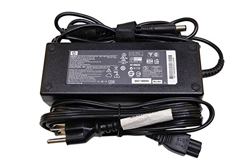 HP ENVY 15 17 DV6 DV7, Pavilion DV6 DV7 Laptop Notebook 120W 18.5V 6.5A Charger Adapter Power Cord
