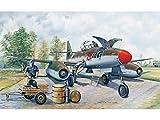 Trumpeter 1/32 02261 Messerchmitt Me 262 A-1a Clear Edition