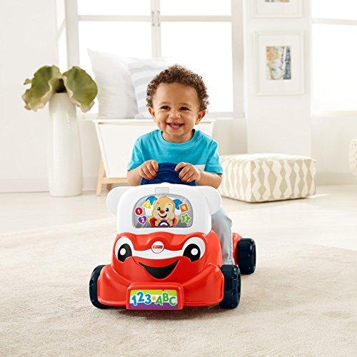 516TCaaAJjL - Fisher-Price Laugh & Learn 3-in-1 Smart Car