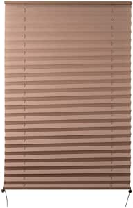"Camper Comfort 26"" X 38"" Cappuccino RV Pleated Shade 