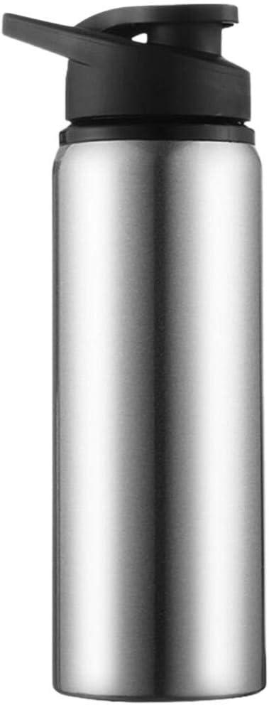 Marasala Botella T/érmica Acero Inoxidable 700ml Libre De BPA Prueba de Fugas Taza Termo Caf/é en Exteriores Aislamiento de Vac/ío Botella Agua Frasco Port/átil para Mujeres Hombres y Ni/ños Azul ⭐⭐⭐⭐⭐