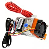 Geeetech Assembled MK8 extruder(Nozzle Size:0.3mm,For Filament size:1.75mm)