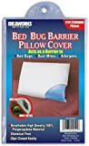Ideaworks Bed Bug Barrier Pillow Covers (1-Pack of 2)
