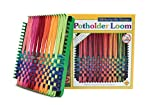 Harrisville Designs 7'' Potholder Loom Kit, Makes 2 Potholders