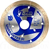 Spectrum SL-Pro Ultimate Diamond Tile Cutting Disc 180 x 25.4/22.2mm by Spectrum