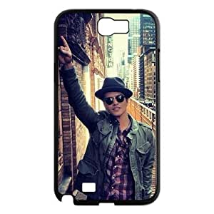 Custom Bruno Mars Hard Back Cover Case for Samsung Galaxy Note 2 NT556 by mcsharks