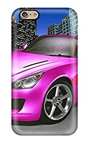Premium [JTyGcom3805PrSUy]tuned Concept Pink Car Case For Iphone 6- Eco-friendly Packaging