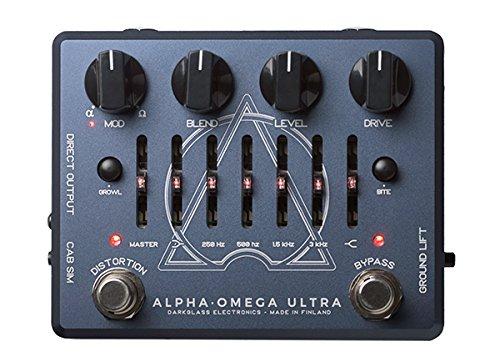 Darkglass Electronics Alpha Omega Ultra Bass Preamp by Darkglass Electronics