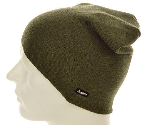 Damenmütze Strickmütze 685 Olivgrün Beaniemütze Mütze Col Momo Eisbär wxt4Hqn