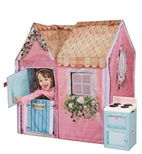 Dream Town Rose Petal Cottage Amazon Co Uk Toys Amp Games