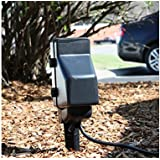 KJB Security C1515WF Zone Shield Outdoor Power Strip 720P HD Hidden Camera with WiFi