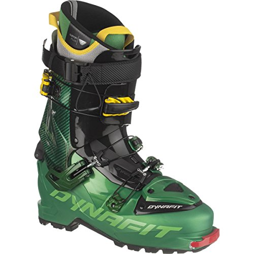 Dynafit Vulcan MS Alpine Touring Boot Green/Black, 25.5
