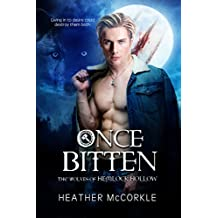 Once Bitten (The Wolves of Hemlock Hollow)