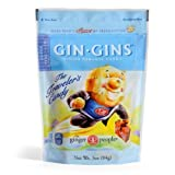 Ginger People Gin Gins Ginger Caramel Candy -- 3 oz