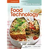 Recipes for Food Technology Middle Secondary Workbook