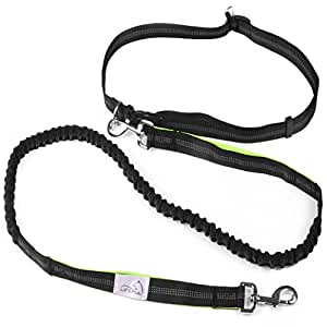 amazon com   lifepul tm  hands free dog leash