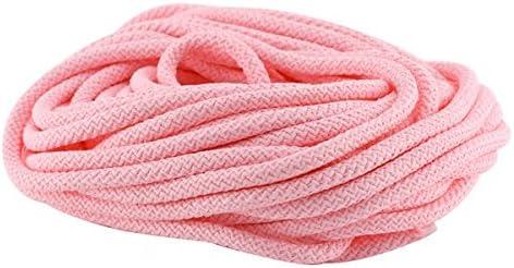 PARACORDE – Cuerda Escalada 5 mm rosa x1 m: Amazon.es: Hogar