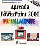 Aprenda Power Point 2000 Visualmente, Ruth Maran, Kelleigh Wing, 9977540969