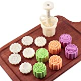 Cookie Press Cake Stamp Moon Cake Mold Cutter