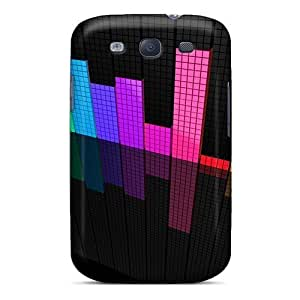 Galaxy Case - Tpu Case Protective For Galaxy S3- Visualization