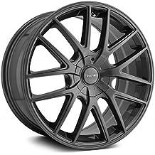 TOUREN TR60 Wheel with Gunmetal (17 x 7.5 inches /5 x 72 mm, 42 mm Offset)
