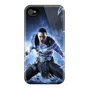Apple Iphone 4/4s LAp7315TWrV Support Personal Customs HD Strat Wars Skin Best Cell-phone Hard Cover -LisaSwinburnson