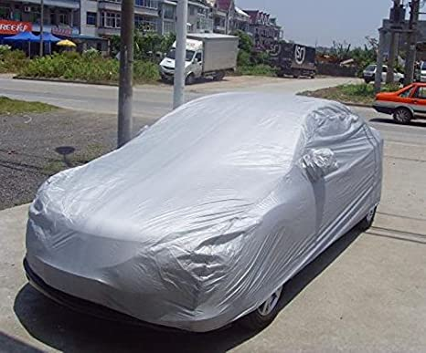 logei/® Waterproof Car Cover silver 450 x 175 x 150cm