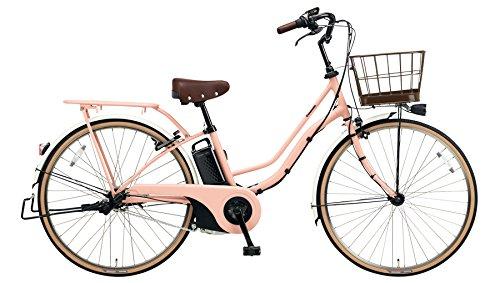 Panasonic(パナソニック) 2018年モデル ティモI 26インチ カラー:シェルピンク BE-ELTA63-M 電動アシスト自転車 専用充電器付 B078KH82TV