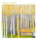 img - for Wolf Kahn 2018 Wall Calendar book / textbook / text book