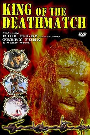 king of the death match mick foley terry funk