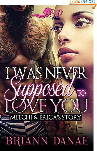 I Was Never Supposed to Love You: Meechi and Erica's Story by Briann Danae