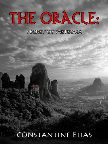 Download The Oracle: Secret of Meteora (The Oracle Trilogy Book 1) Pdf