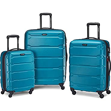 21302fea840a Samsonite Omni Hardside Luggage Nested Spinner Set 20