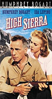 High Sierra [VHS] (0790747154) | Amazon Products