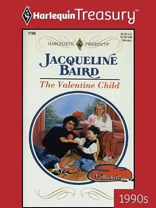 book cover of The Valentine Child
