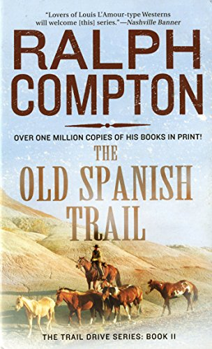 book cover of The Old Spanish Trail