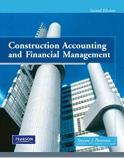 Financial Management in Construction Contracting: Andrew