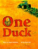One Duck, Hazel J. Hutchins, 1550375601