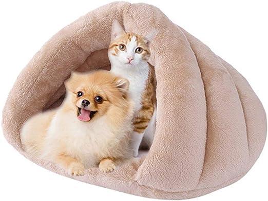 JDD - Cesto para Gatos, Cama para Gatos, Saco de Dormir para Gatos y Perros: Amazon.es: Productos para mascotas