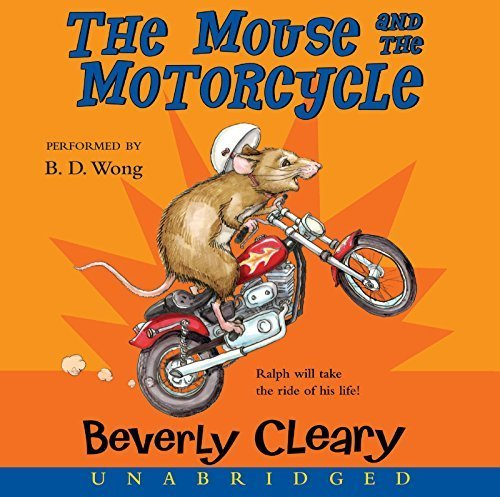The Mouse and the Motorcycle CD by Cleary, Beverly (2007) Audio CD