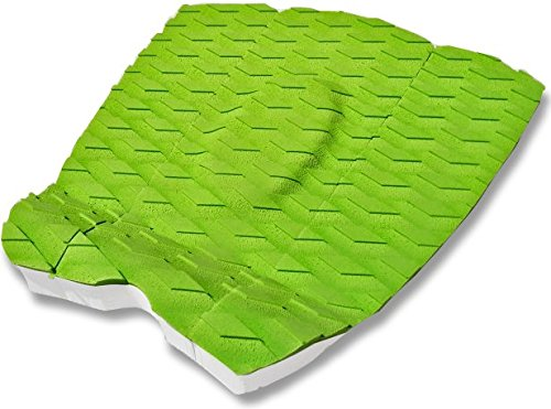Punt Surf Ripper Traction Pad - 3 Piece Stomp Pad for Surfing and Skimboarding with 3M Adhesive. Grips All Boards - Surfboards, Shortboards, Longboards, Skimboards.