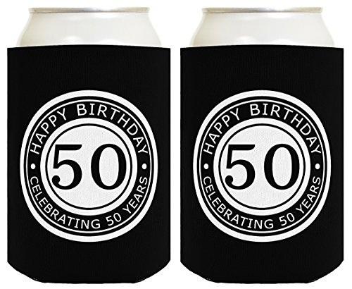 50Th Birthday Cake Bags - 8