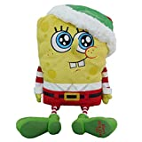 2014 Macy's Thanksgiving Day Parade Holiday Spongebob Square Pants Toy with Finger Puppets