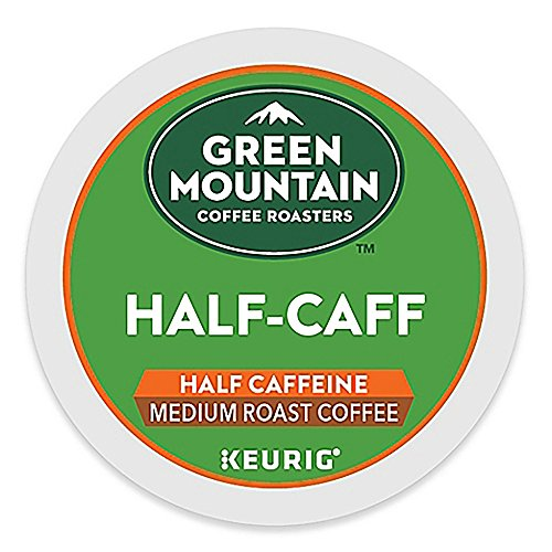 k cups green mountain half caff - 3