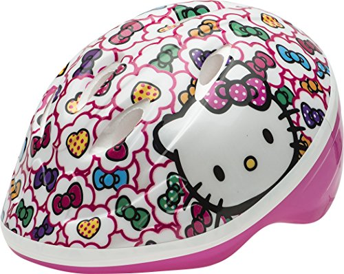 Bell Toddler's Hello Kitty Sweet Ride Bike Helmet