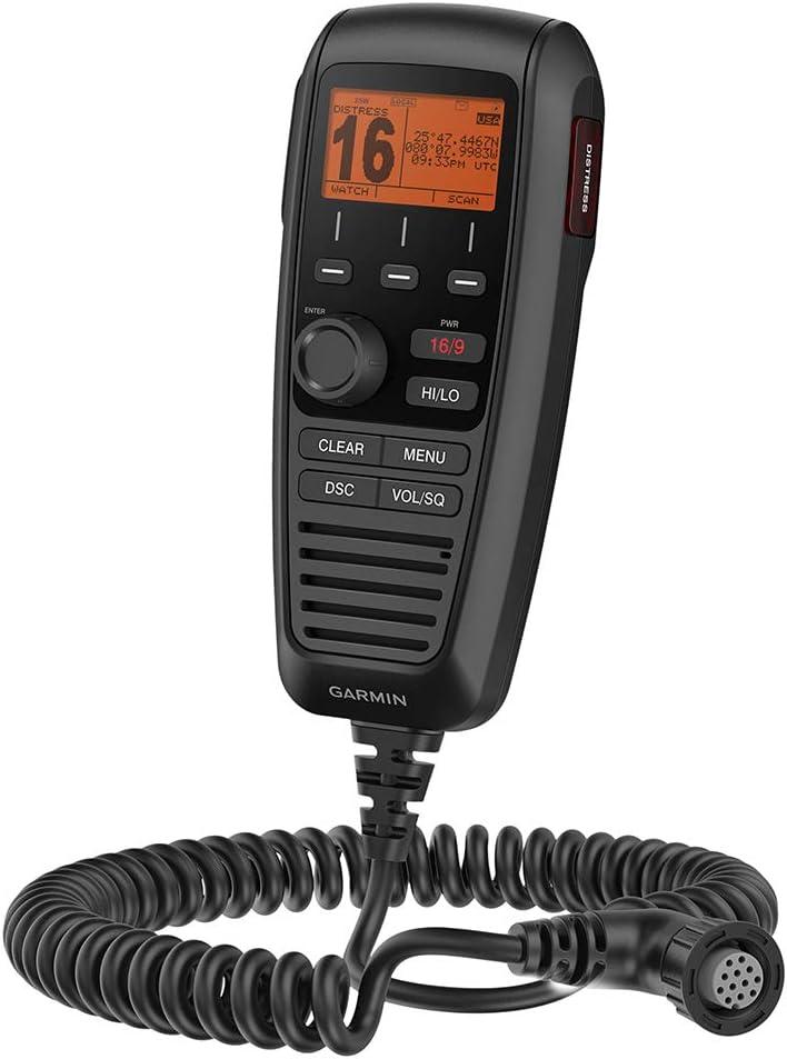Garmin 010-01759-00 GHS 11 Wired Remote VHF Handset