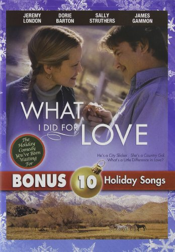 What I Did for Love (Is What Colour Christmas)