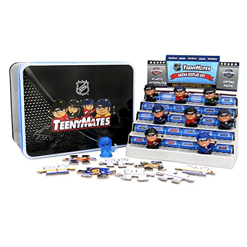 Nhl Collectors - The Party Animal Inc. Teeny Mates Officially Licensed NHL Series 3 Collector Tin