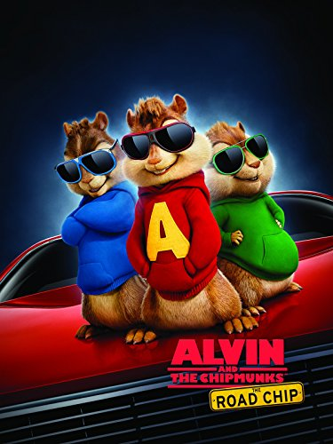 Alvin and the Chipmunks: The Road (History Of Halloween Music)