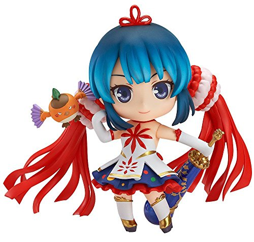 Good Smile Magica Wars: Naruka Aoba Nendoroid Action Figure